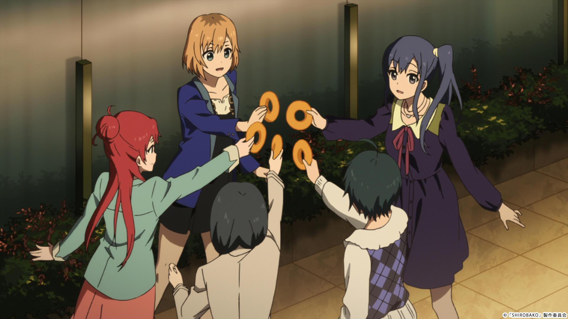 アニメ Shirobako のフル動画を無料で見るには 見どころ あらすじをおさらい 動画チャンプ